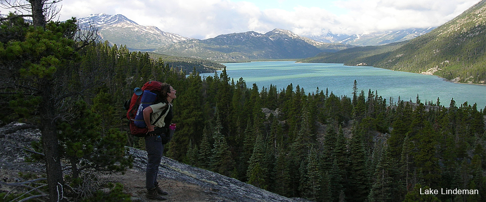 Chilkoot Trail Guided Hike