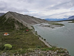 canoeing wind river