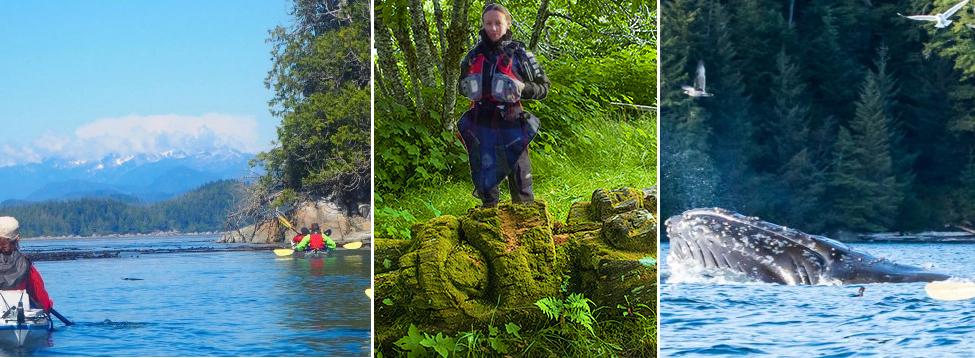 Broughton Archipelago Guided Kayaking