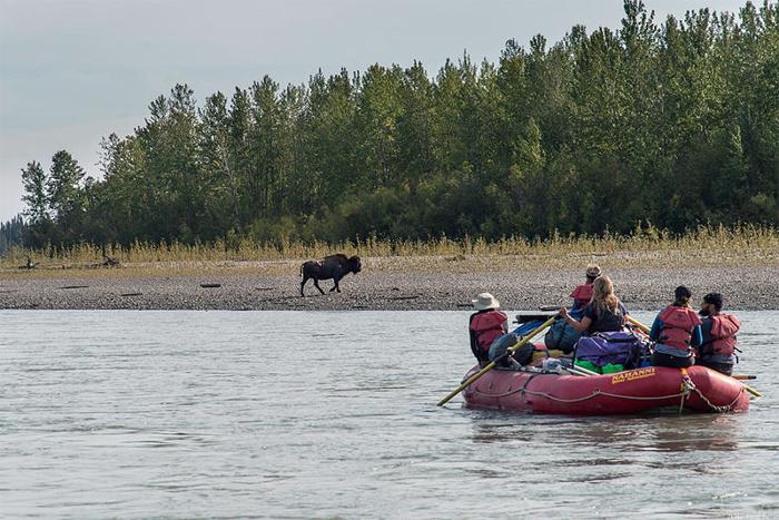 Nahanni River Rafting