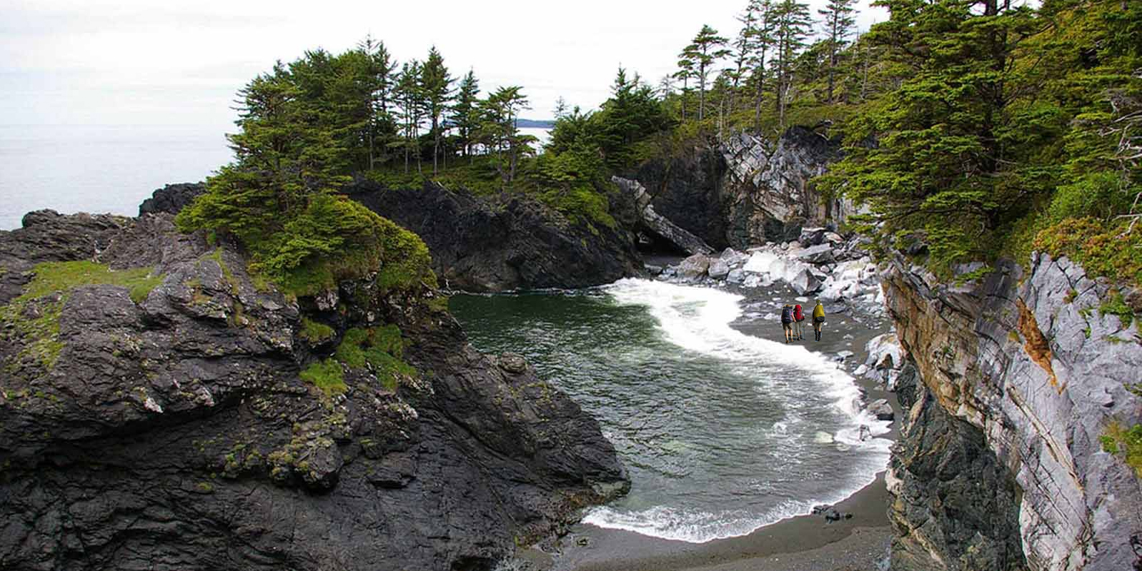 Nootka Island Guided Hike