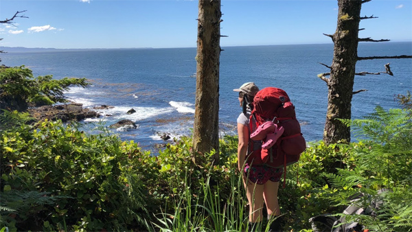 Coastal View/Nootka Island
